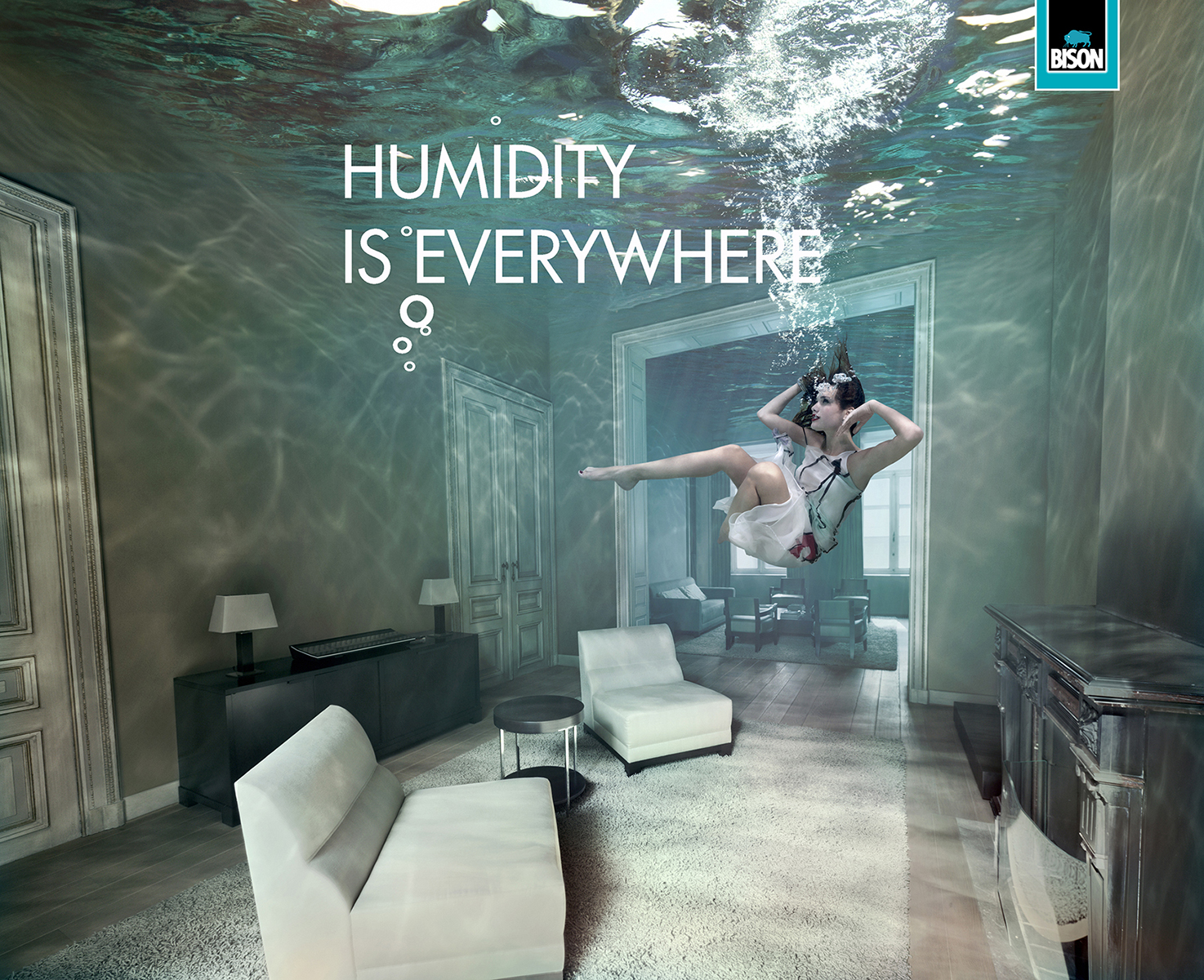 UNDERWATER ADVERTISING