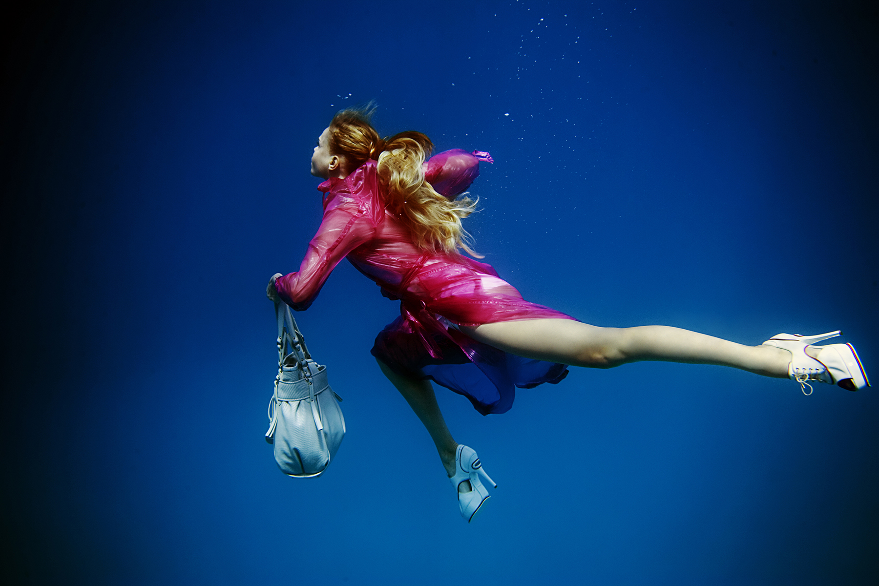 Underwater fashion - UNDERWATER Fashion  French Marie-Claire 2